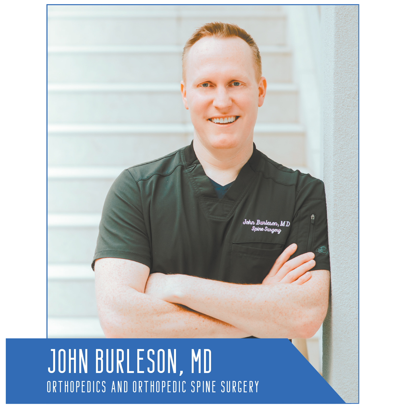 Medical Professionals Magazine features John Burleson, MD